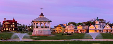 Oak Bluffs Martha's Vineyard vacation rental - Ocean Park seconds away