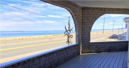 Oak Bluffs Martha's Vineyard vacation rental - Deck