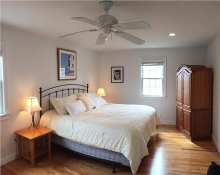 Edgartown Martha's Vineyard vacation rental - Second floor Master with King bed