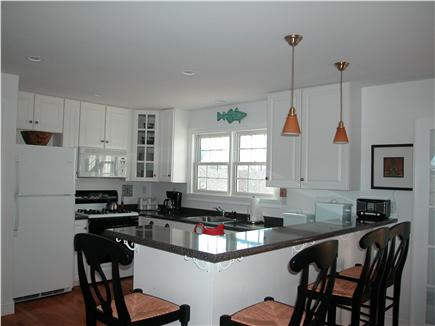 Edgartown Martha's Vineyard vacation rental - Another view of the kitchen