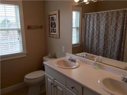 Edgartown Martha's Vineyard vacation rental - Second floor full bath