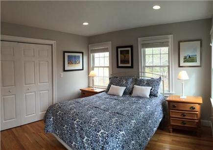 Edgartown Martha's Vineyard vacation rental - Another view of the first floor master