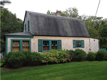 Vineyard Haven Martha's Vineyard vacation rental - Exterior of the house