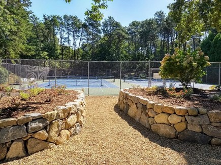 Oak Bluffs Martha's Vineyard vacation rental - Association Tennis Courts