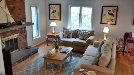 Oak Bluffs Martha's Vineyard vacation rental - Upstairs Living Room