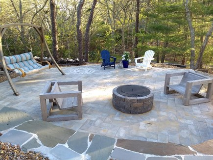 Oak Bluffs Martha's Vineyard vacation rental - Fire Pit