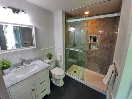 Oak Bluffs Martha's Vineyard vacation rental - Upstairs Bathroom w/Shower