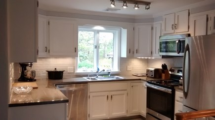 Oak Bluffs Martha's Vineyard vacation rental - Upstairs Kitchen #1