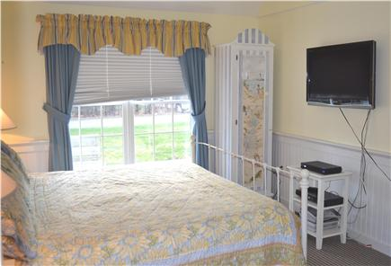 Katama - Edgartown, Katama Martha's Vineyard vacation rental - Master bedroom.