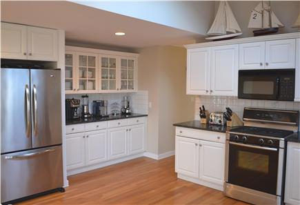 Katama - Edgartown, Katama Martha's Vineyard vacation rental - Well-appointed kitchen.