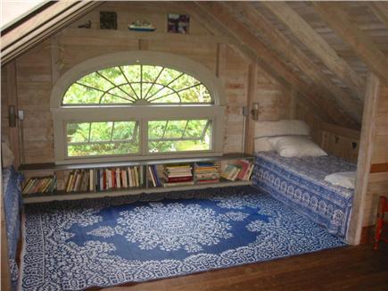 West Tisbury Martha's Vineyard vacation rental - Loft with 2 twin beds