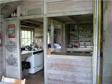West Tisbury Martha's Vineyard vacation rental - Kitchen from the dining room