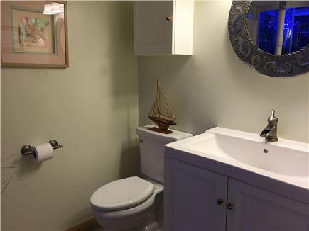 Edgartown Martha's Vineyard vacation rental - 3rd bath - basement