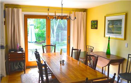 Katama - Edgartown Martha's Vineyard vacation rental - Dining room