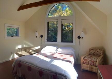 Katama - Edgartown, Edgartown Martha's Vineyard vacation rental - Master bedroom up stairs on one side of the house