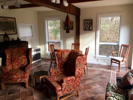 Katama - Edgartown, Edgartown Martha's Vineyard vacation rental - Bright sunny family room
