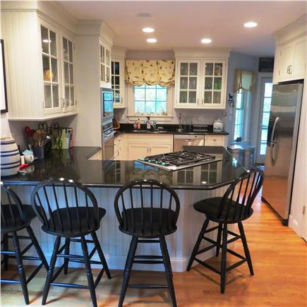 Edgartown Martha's Vineyard vacation rental - Cooks kitchen with plenty of space to keep the chef company