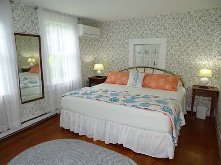 Edgartown Martha's Vineyard vacation rental - Main floor king bedroom