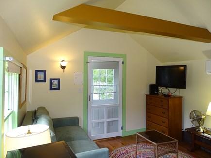 Edgartown Martha's Vineyard vacation rental - Studio offers sitting area and TV