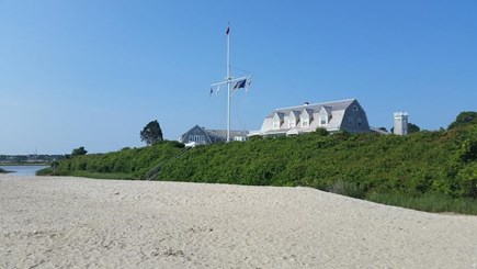 Edgartown Martha's Vineyard vacation rental - Walk to Fuller Street Beach on Edgartown Outer Harbor