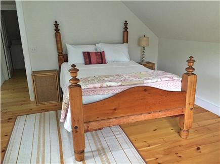Oak Bluffs Martha's Vineyard vacation rental - Upstairs bedroom with queen and twin bed.