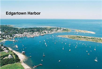 Edgartown Martha's Vineyard vacation rental - Edgartown Harbor