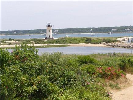 Edgartown Martha's Vineyard vacation rental - Edgartown Lighthouse and Beach about a mile away