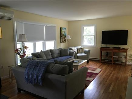 Edgartown Martha's Vineyard vacation rental - Spacious, comfortable living room