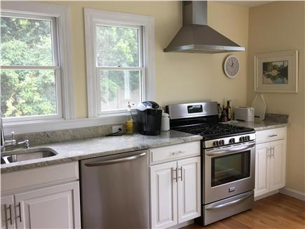 Edgartown Martha's Vineyard vacation rental - Newly renovated kitchen