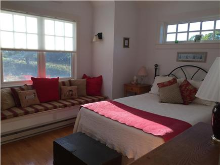 Edgartown Martha's Vineyard vacation rental - 2nd bedroom with laundry and bath