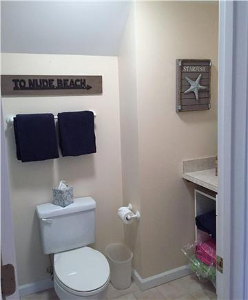 Vineyard Haven Martha's Vineyard vacation rental - Bathroom with full tub/shower