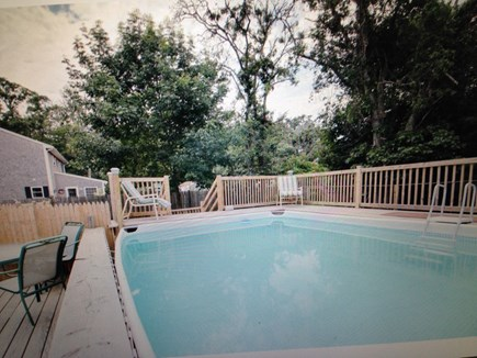 Edgartown Martha's Vineyard vacation rental - Pool time fun