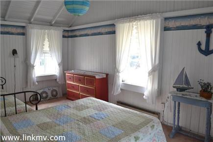 Oak Bluffs Martha's Vineyard vacation rental - Rear bedroom#4 will have 2 new full beds to be updated 2017