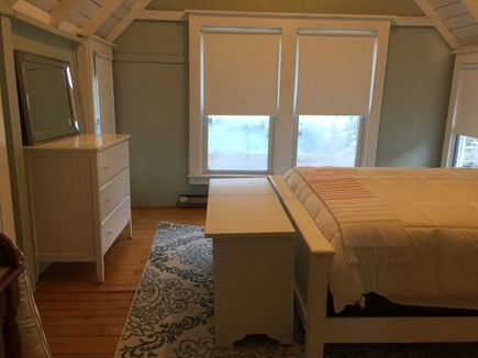 Oak Bluffs Martha's Vineyard vacation rental - Master bedroom, ,queen bed & a new large closet (not in picture)
