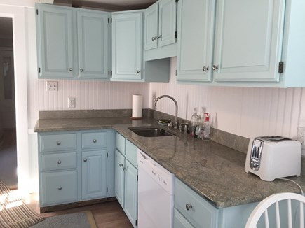 Oak Bluffs Martha's Vineyard vacation rental - Kitchen with granite counters