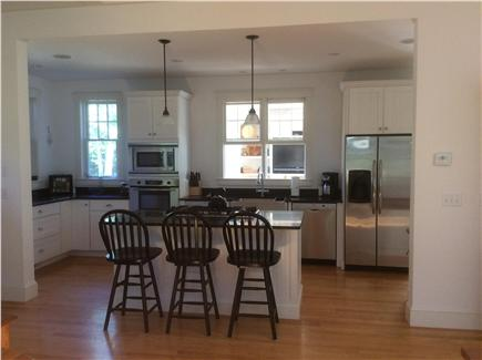 Edgartown Martha's Vineyard vacation rental - Well stocked kitchen with topline appliances