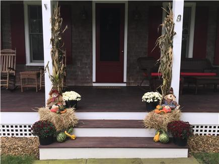 Edgartown Martha's Vineyard vacation rental - Fall has arrived on Martha's Vineyard