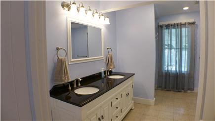 Oak Bluffs Martha's Vineyard vacation rental - 1st Floor Full bath with shower only