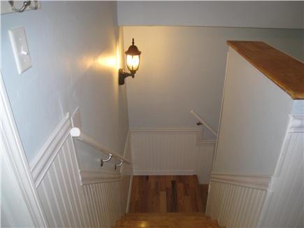 Katama - Edgartown, Edgartown Martha's Vineyard vacation rental - Stairway to 3rd floor