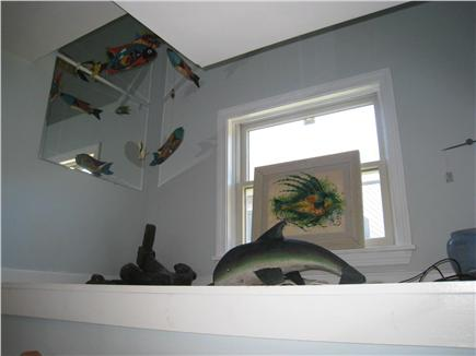 Katama - Edgartown, Edgartown Martha's Vineyard vacation rental - We like fish!