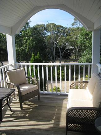 Katama - Edgartown, Edgartown Martha's Vineyard vacation rental - 2nd floor porch off Master