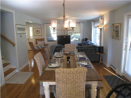 Katama - Edgartown, Edgartown Martha's Vineyard vacation rental - Dining Area