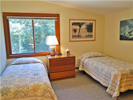 Lambert's Cove  West Tisbury Martha's Vineyard vacation rental - Twin bedroom upstairs
