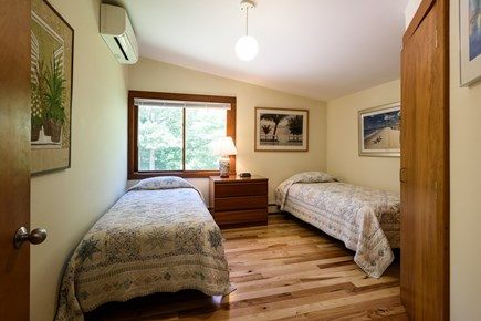 Lambert's Cove  West Tisbury Martha's Vineyard vacation rental - Main side second floor bedroom