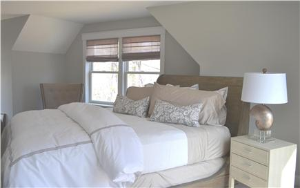 Oak Bluffs Martha's Vineyard vacation rental - Third master suite, king bed, soaking tub and shower