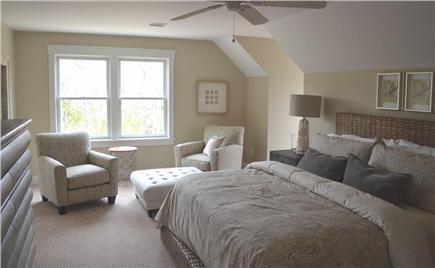 Oak Bluffs Martha's Vineyard vacation rental - Second floor master suite, California king