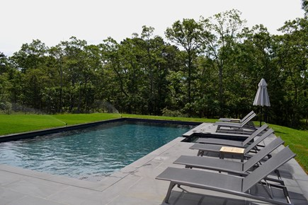 Oak Bluffs Martha's Vineyard vacation rental - Heated private pool