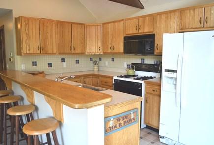 Edgartown Martha's Vineyard vacation rental - Eat in Kitchen