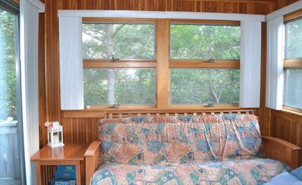 Edgartown Martha's Vineyard vacation rental - Three season sunroom