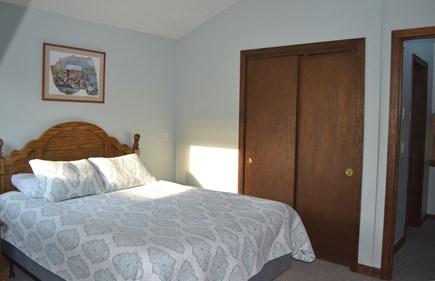 Edgartown Martha's Vineyard vacation rental - Second Floor Bedroom with Queen Size Bed